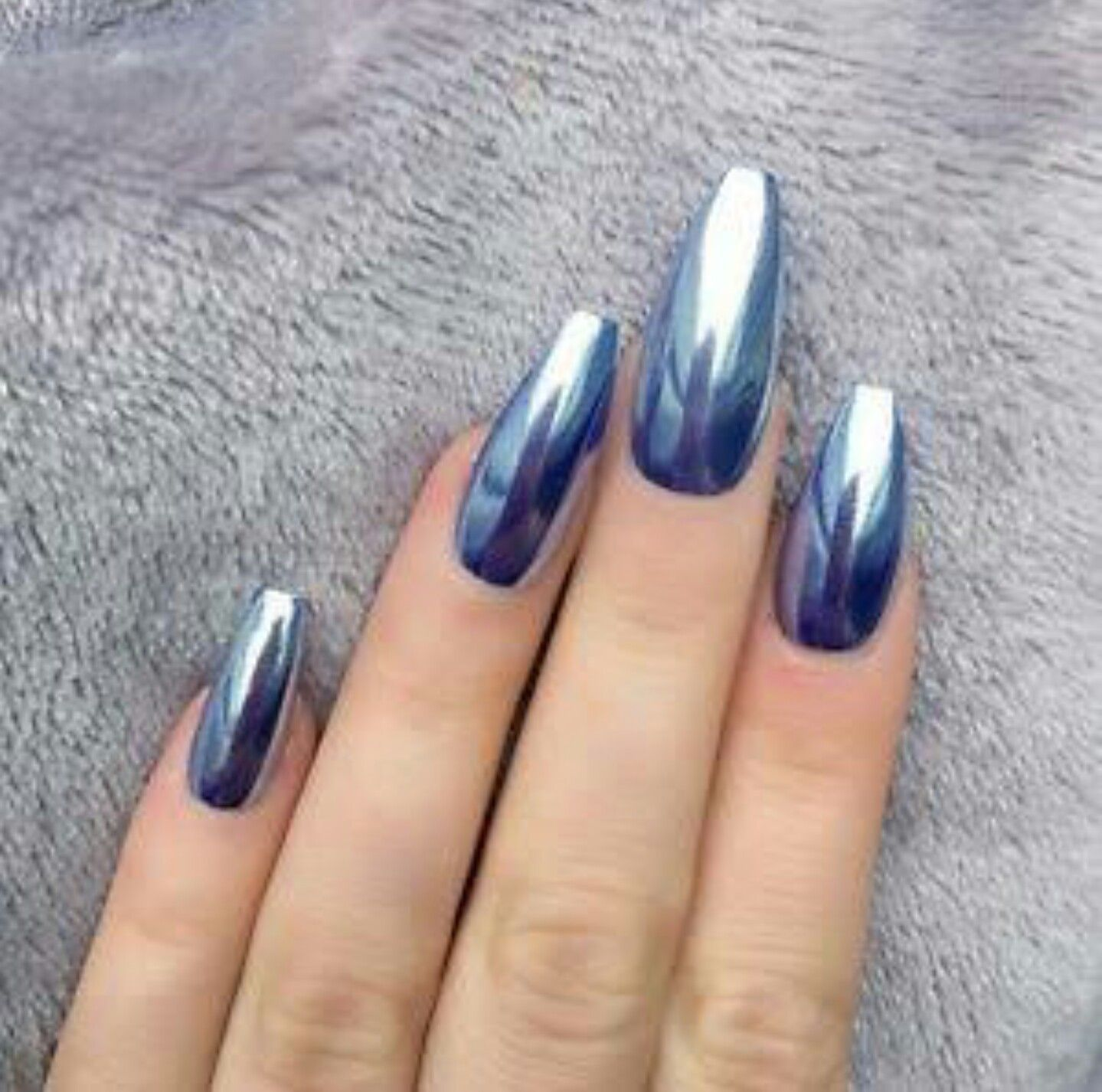 Pin by All About Posh - Events on Nail Glam | Pinterest | Chrome ...