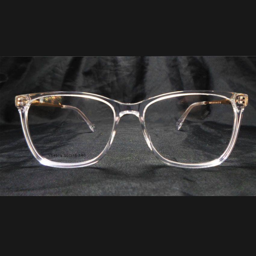 Armacao De Oculos Fashion Transparent Eyeglasses Vintage Square