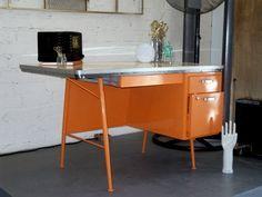 Image Result For 80s Metal Office Desk