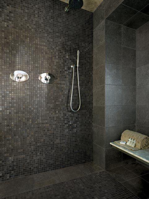 Bathroom Tile Designs | 33 Bathroom Tile Decorating Ideas | Shelterness