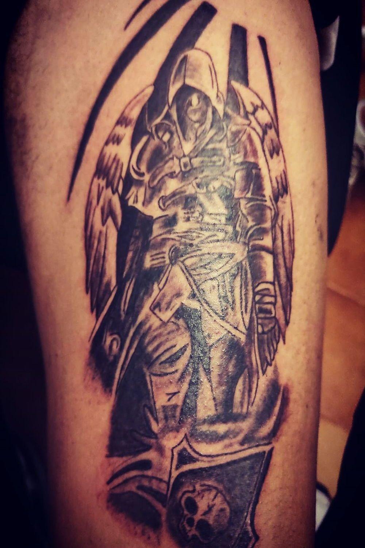 #tattooink #assassinscreed #assassinscreedtattoo