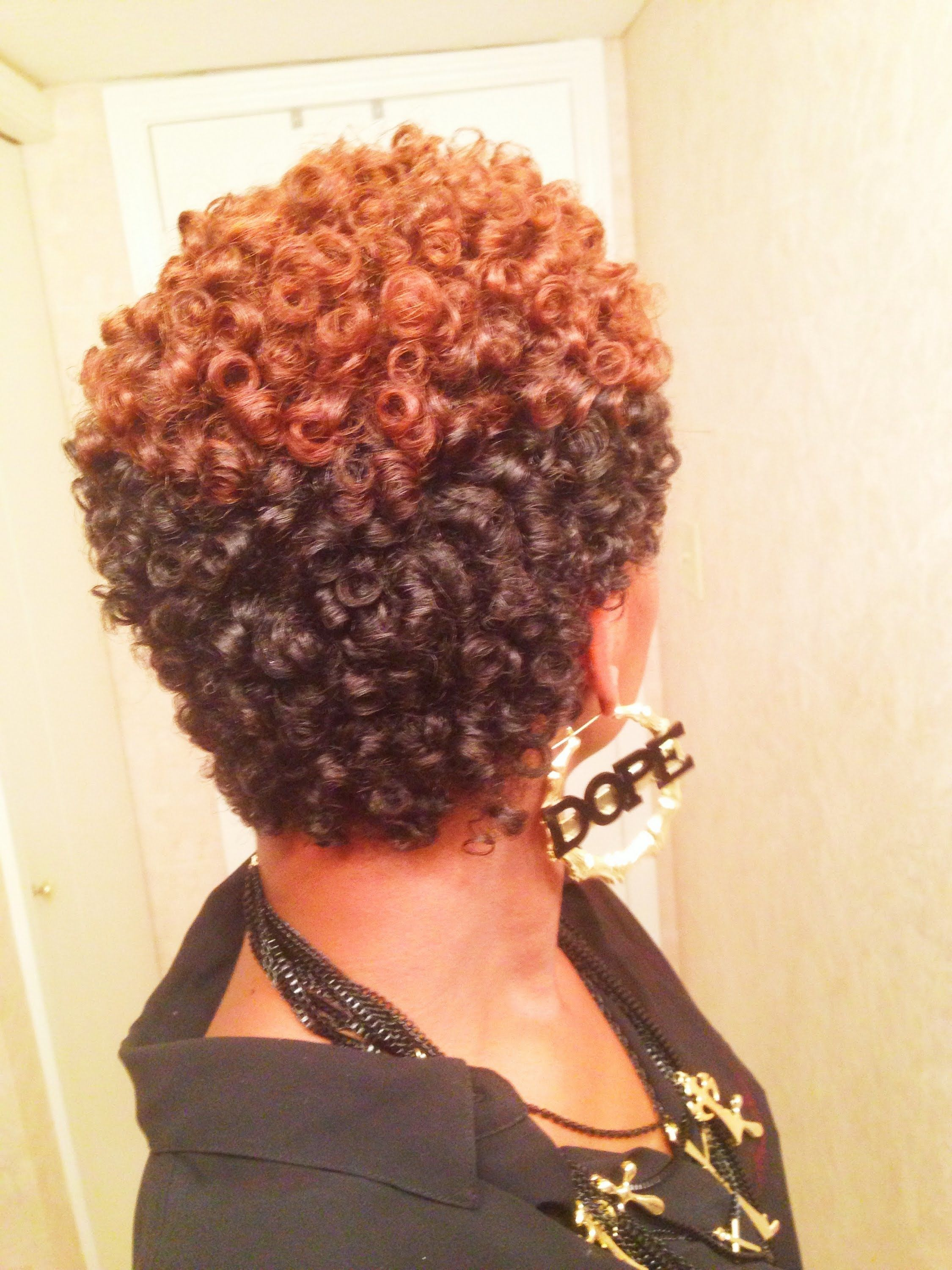 "perm rod set i tried this two days ago and ""the beast"", formally"