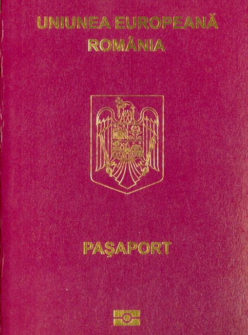 006 Passport of Romania Passport, Passport online, Divorce