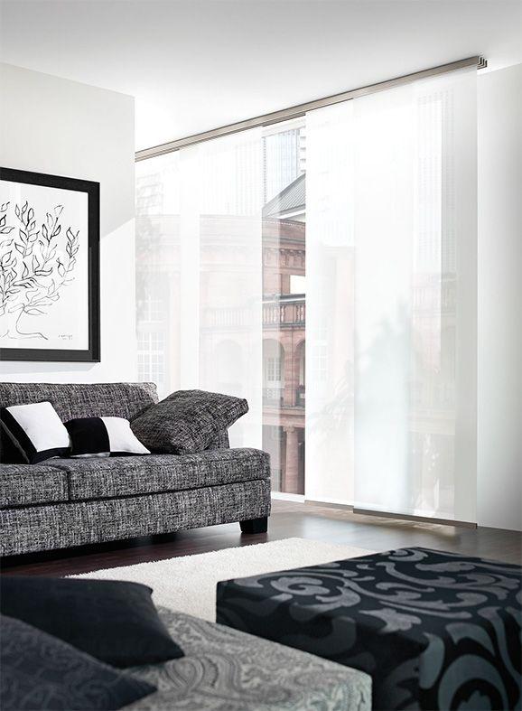 Interstil F1 Deckensystem Mooie Verbinding Tussen Je Gordijn En Het Plafond Stijlvol Modieus En Tijdloos Bij Ons Te Vorhange Modern Moderne Decken Wohnung