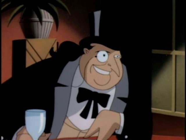 Born with a short, wobbly body and a bird like nose, Oswald Cobblepot's appearance made him an outcast in his rich, debutante family. Their rejection drove him to become violent criminal.