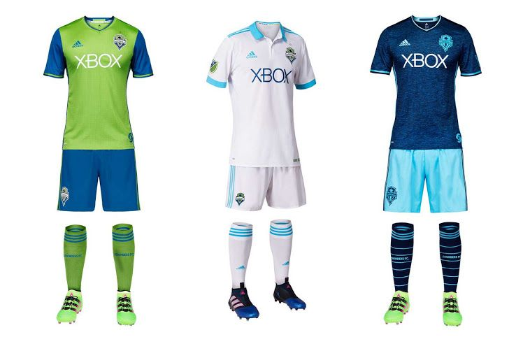 online retailer 3b9b2 9ffae Overview: Here Are All 22 MLS 2017 Home & Away Kits - Footy ...