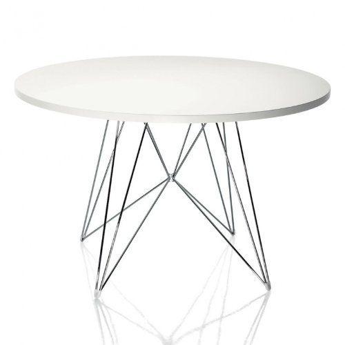 designer tisch rund
