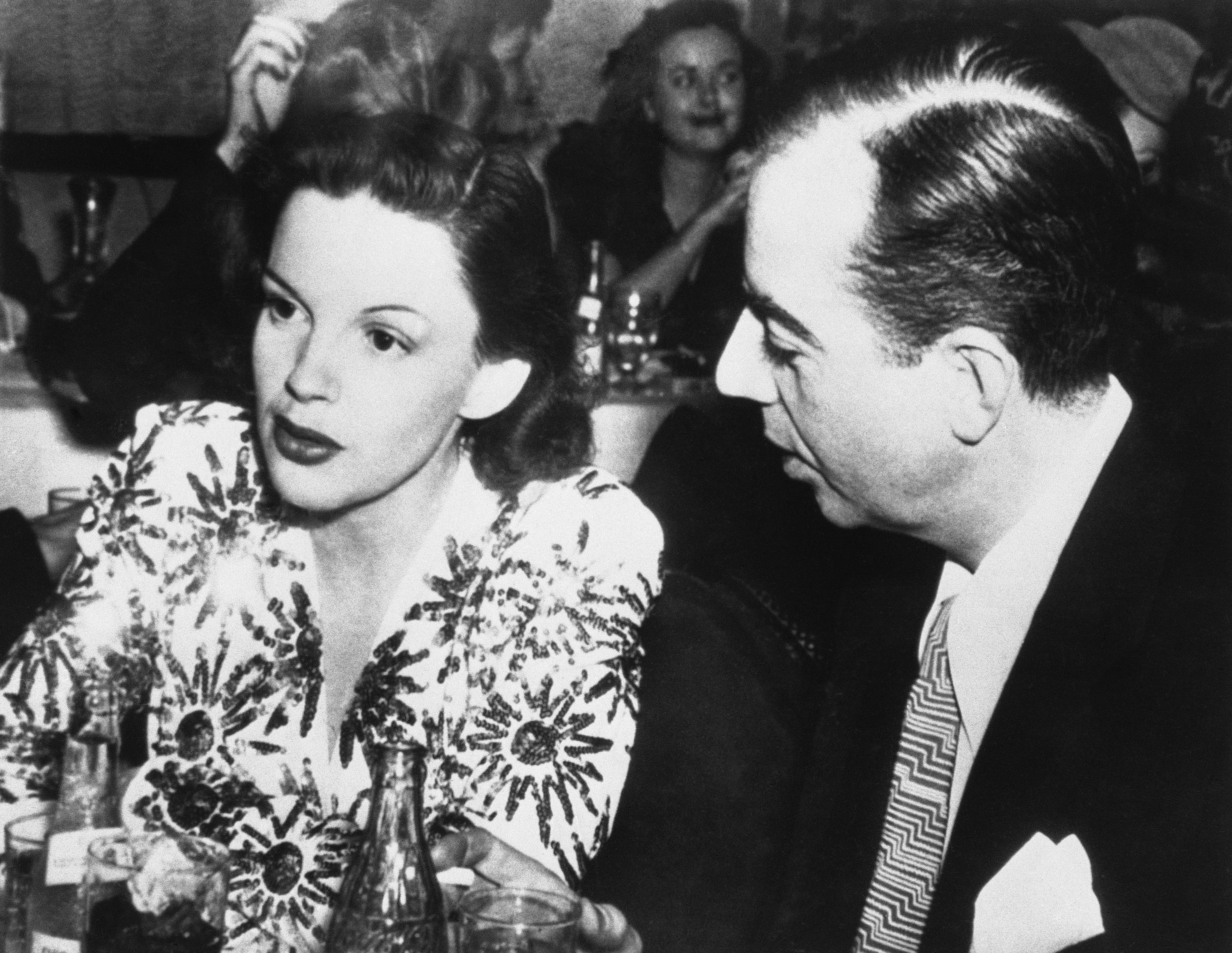 judy garland and vincent minnelli