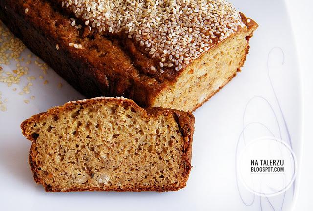 Chleb Bez Maki Snack Bites Gluten Free Bread Food