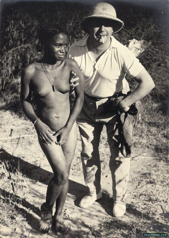 African slave sex white women