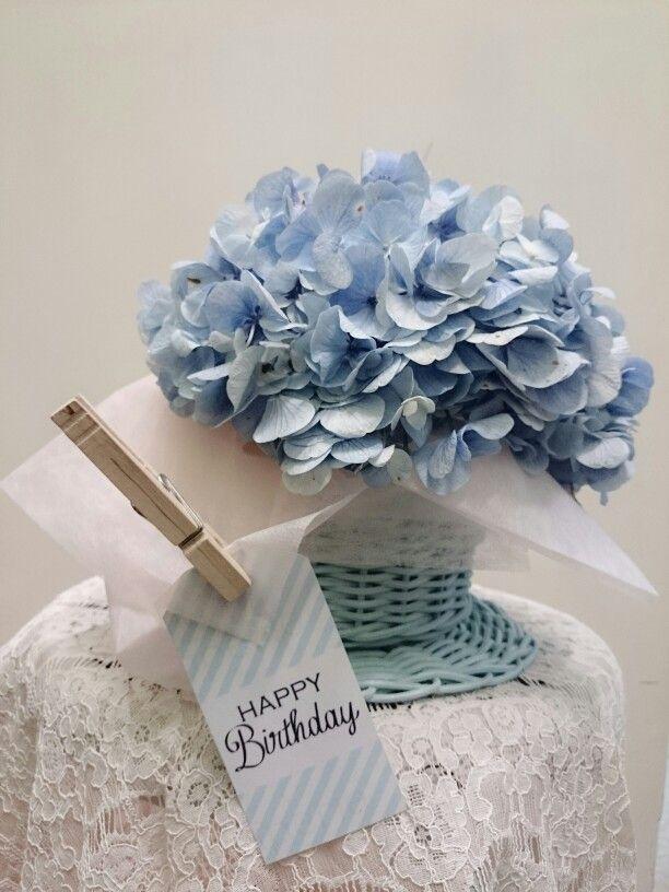 Birthday Bouquet Hydrangea