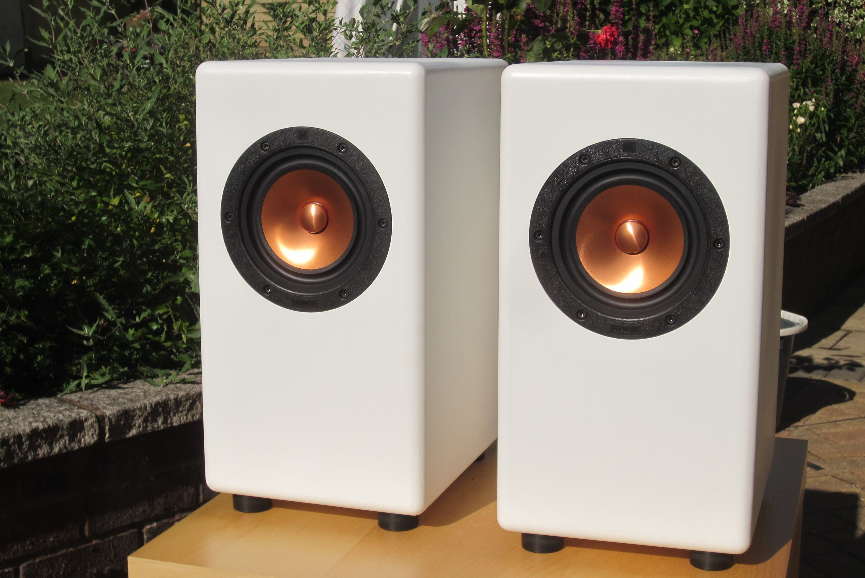 b86aaa4b1d910 Mark Audio Alpair 10.3 Compact Bass Reflex Speaker Build. | sound in ...