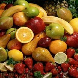 Glycemic Index Food List