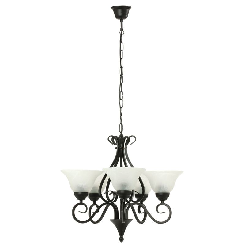wrought iron dining area light dining room light crompton gillian 5 light classic light pendant