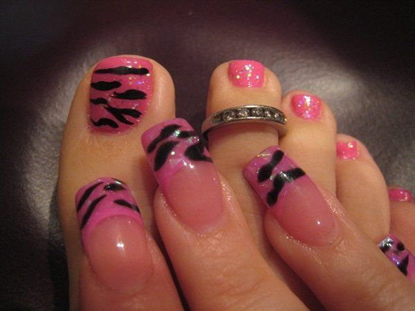 2014 Summer Toe Nails 10 Toe Nail Art Ideas For Girls To Try In