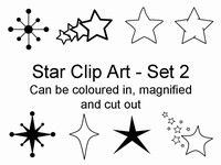 More free Star Clip Art