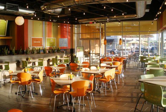 Zoe Kitchen Restaurant Design References Vol 1 Pinterest