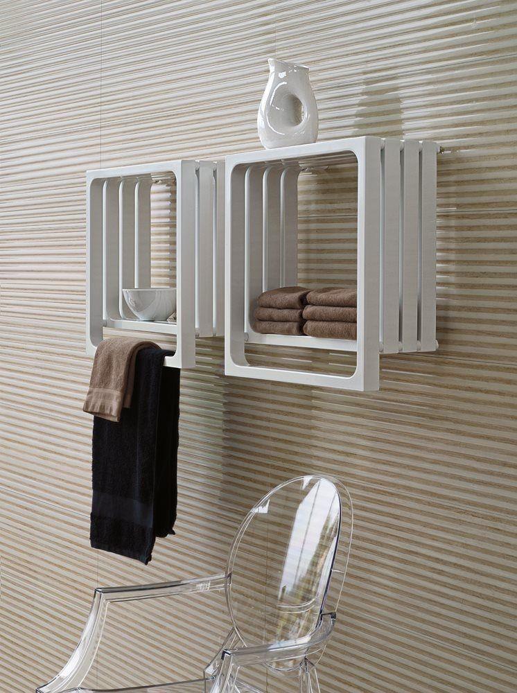 Hot Water Towel Radiator By Peter Jamieson