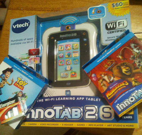 Enter to win a Inno Tab 2!