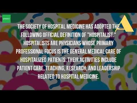 What Is The Job Description Of A Hospitalist? - http - physician job description