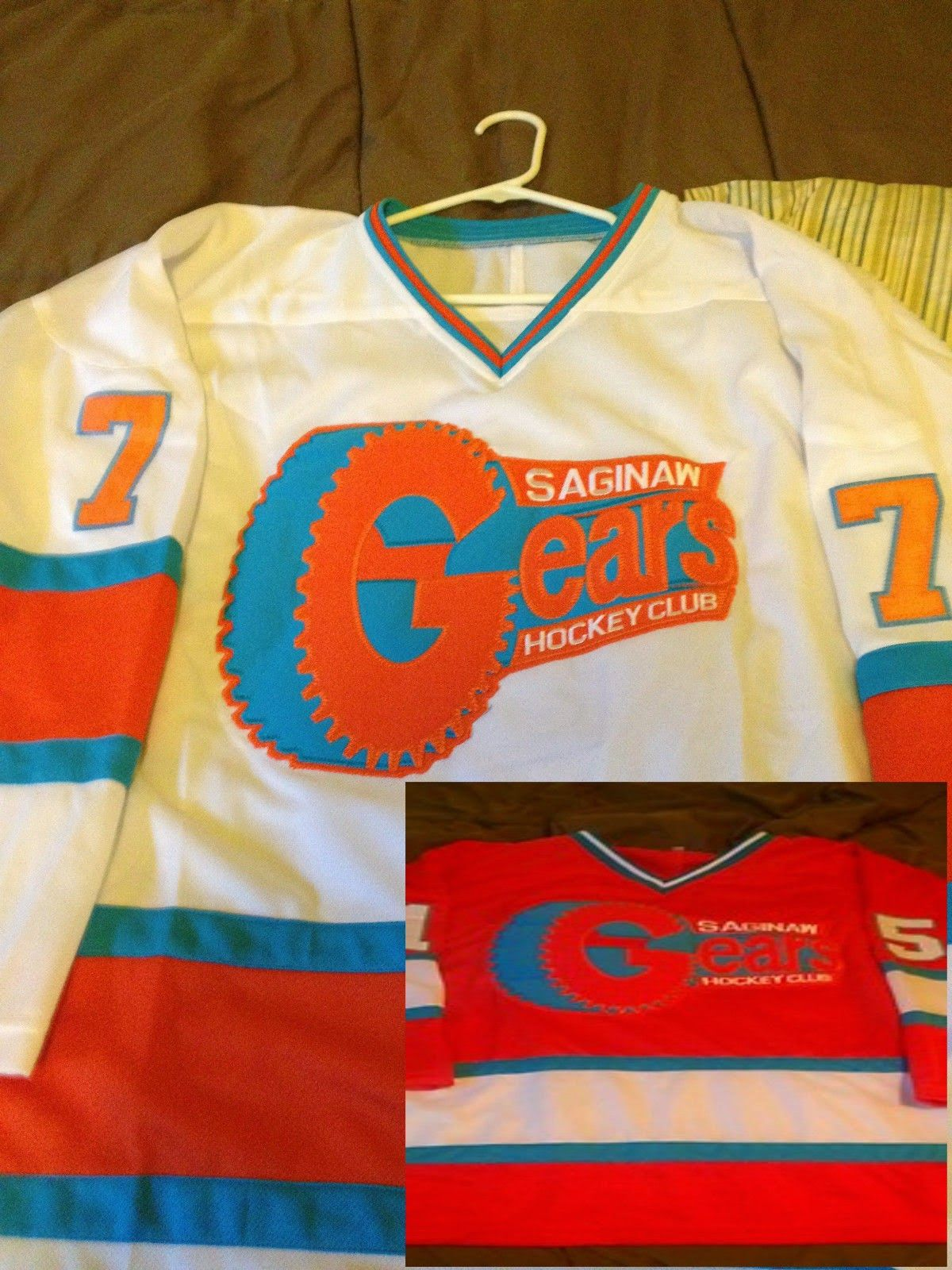 c84cf5597 saginaw gears jersey - Google Search