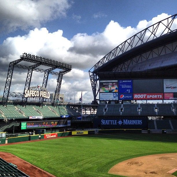 C Mon April 13th Get Here Already Seattle Mariners Safeco Field Seattle Sports Seattle Mariners