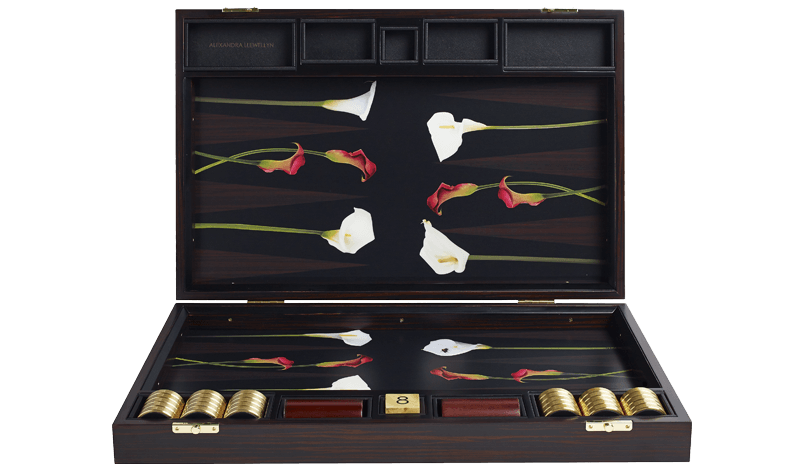 Bespoke Backgammon Board