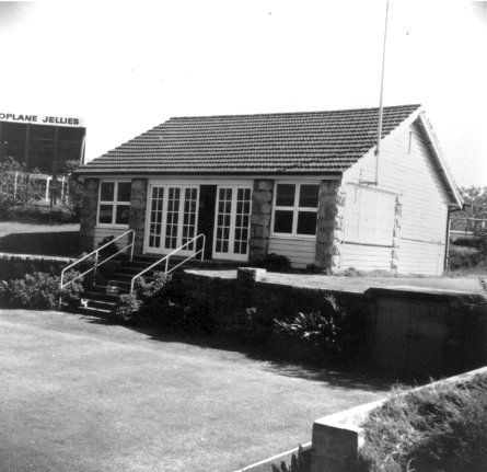 Photo of Eastwood Croquet Club, Wingate Ave, Eastwood, NSW in 1965. #History #Historic #RydeLocal #Eastwood #Ryde #CityofRyde #Archives