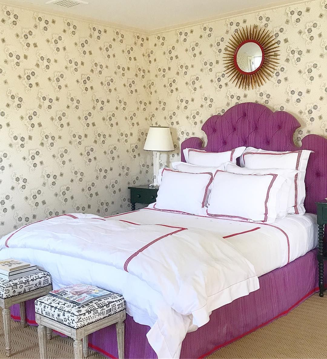 Coveting christopherspitzmiller 's beautiful bedroom and