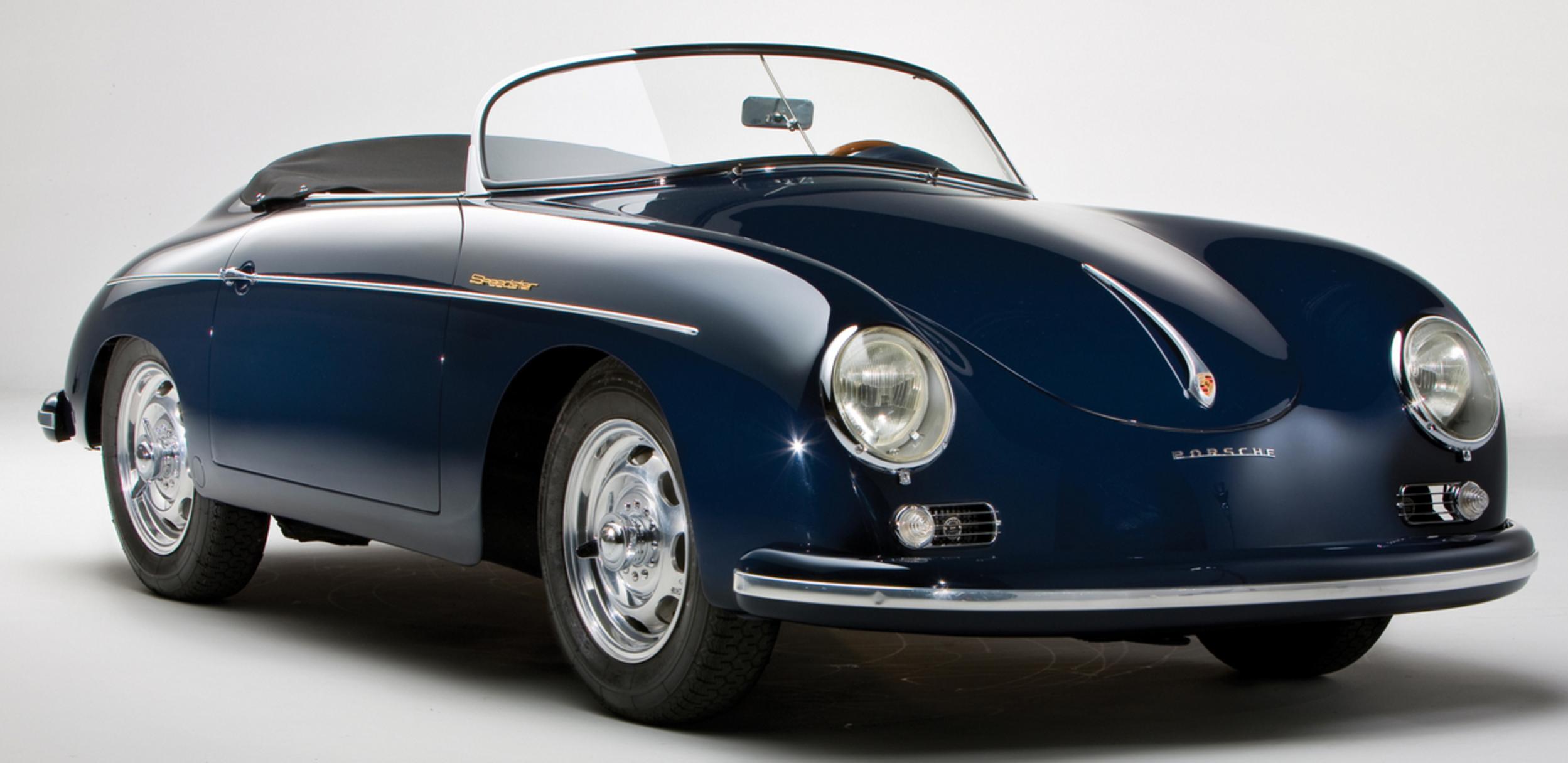 Porsche 356a 1600 Speedster 1956 1958 Porsche 356a Porsche 356 Porsche 356 Speedster