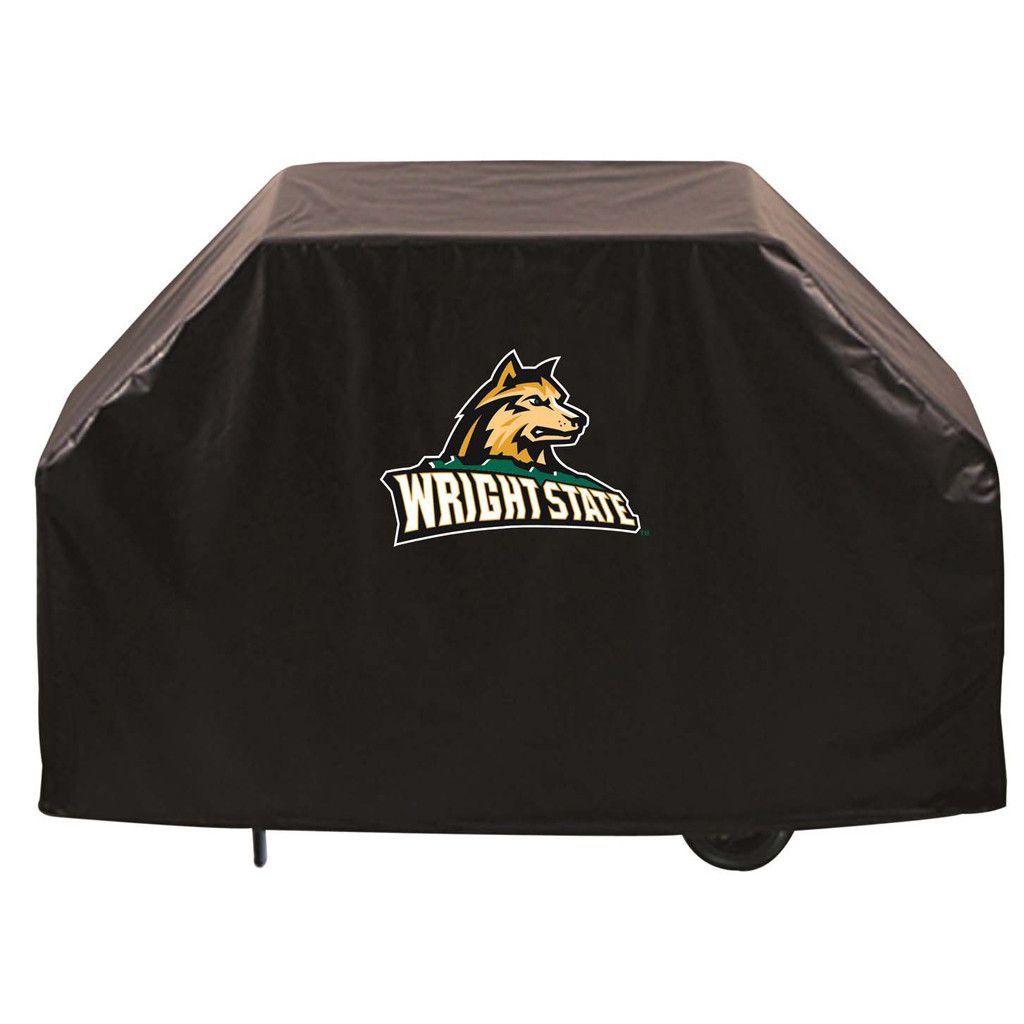 Wright State Raiders Commercial Grade BBQ Grill Cover