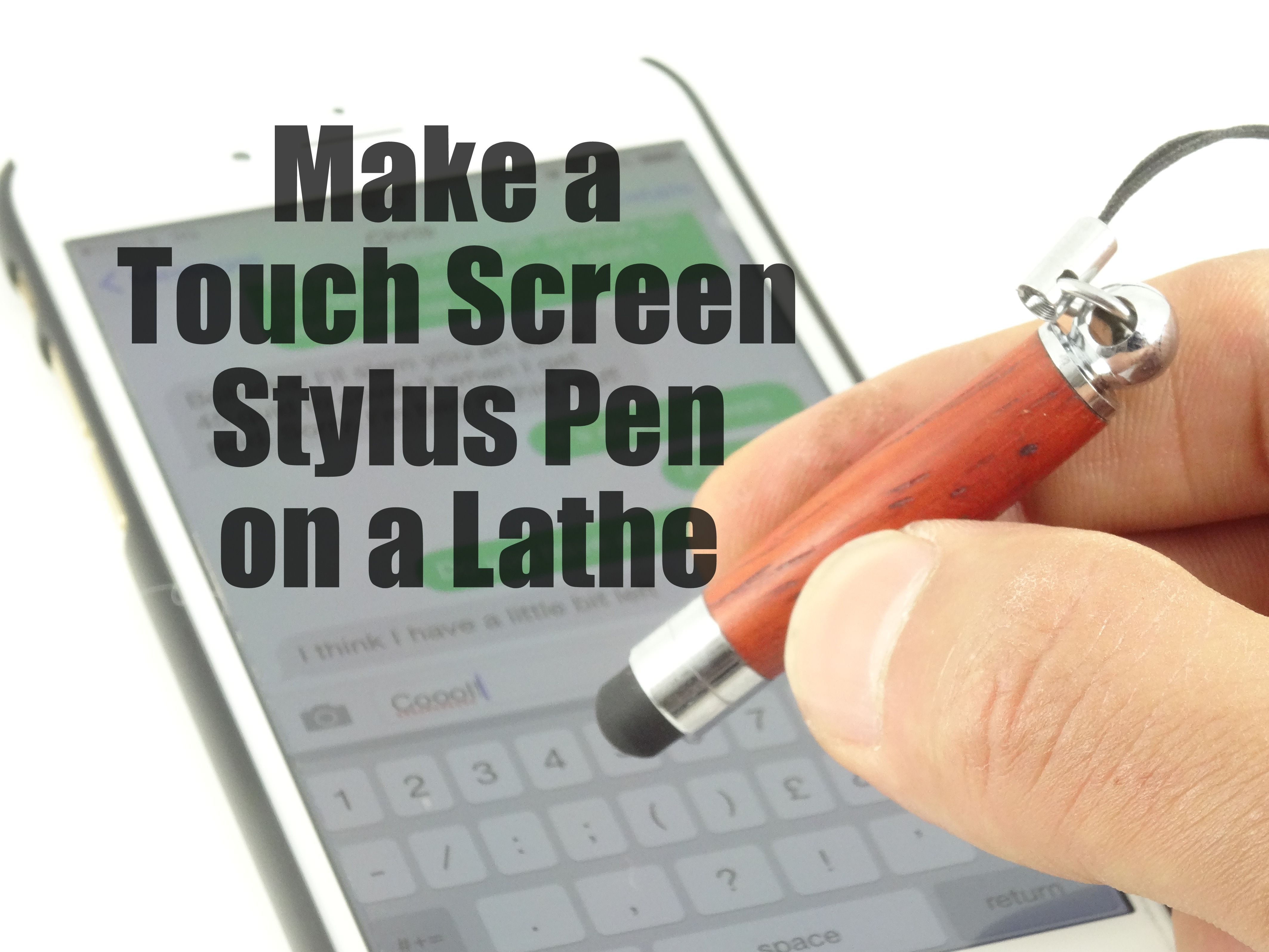 How to make a touch screen 33
