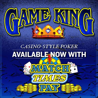 Play for a chance at 5 bonus payouts and a bonus wheel awarding up to an 8x multiplier when you play Game King Double Double at PlayNow.com