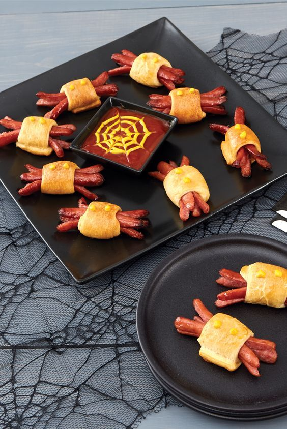 15 Halloween Party Appetizers – Lolly Jane