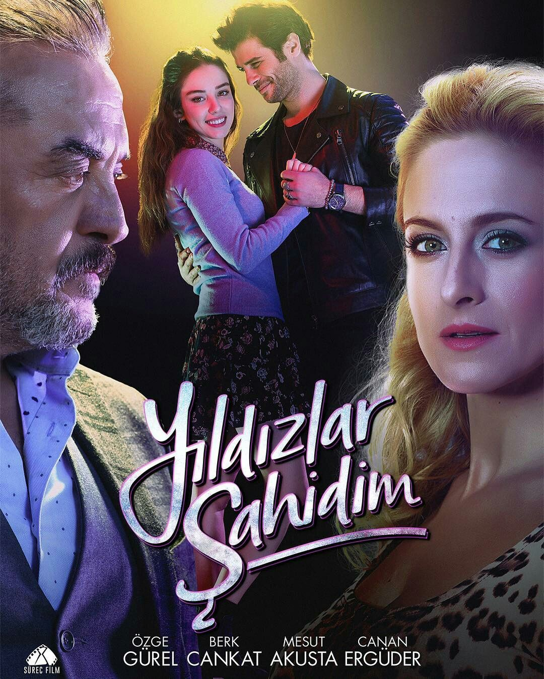 Yildizlar Sahidim With Images Turkish Film Series Movies Tv