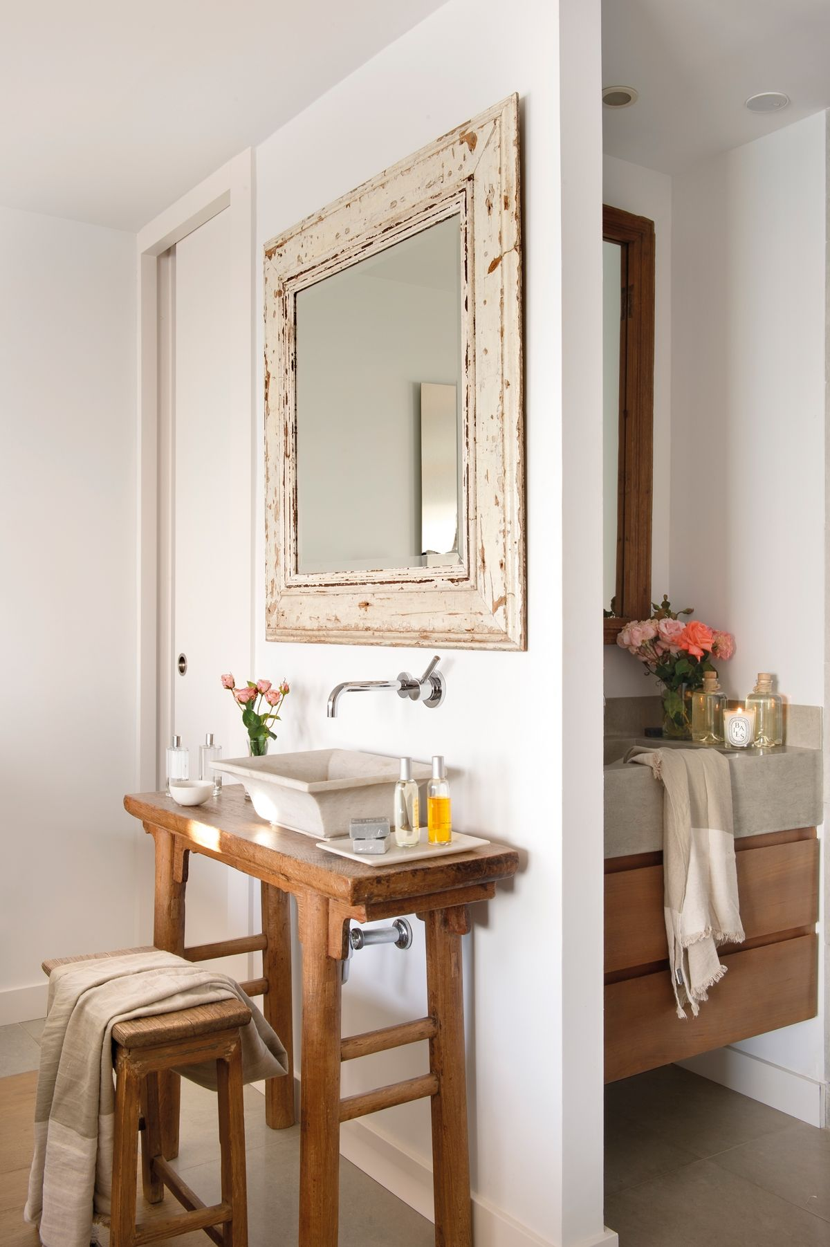 Lleva A Tu Casa La Moda Vintage Decora Con Piezas De Ayer Y Le  # Muebles Wc Segunda Mano