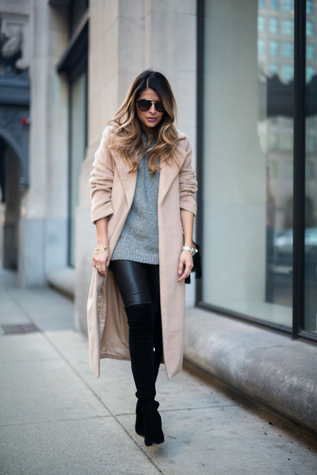 10 Amazing Camel Coats – The Girl from Panama