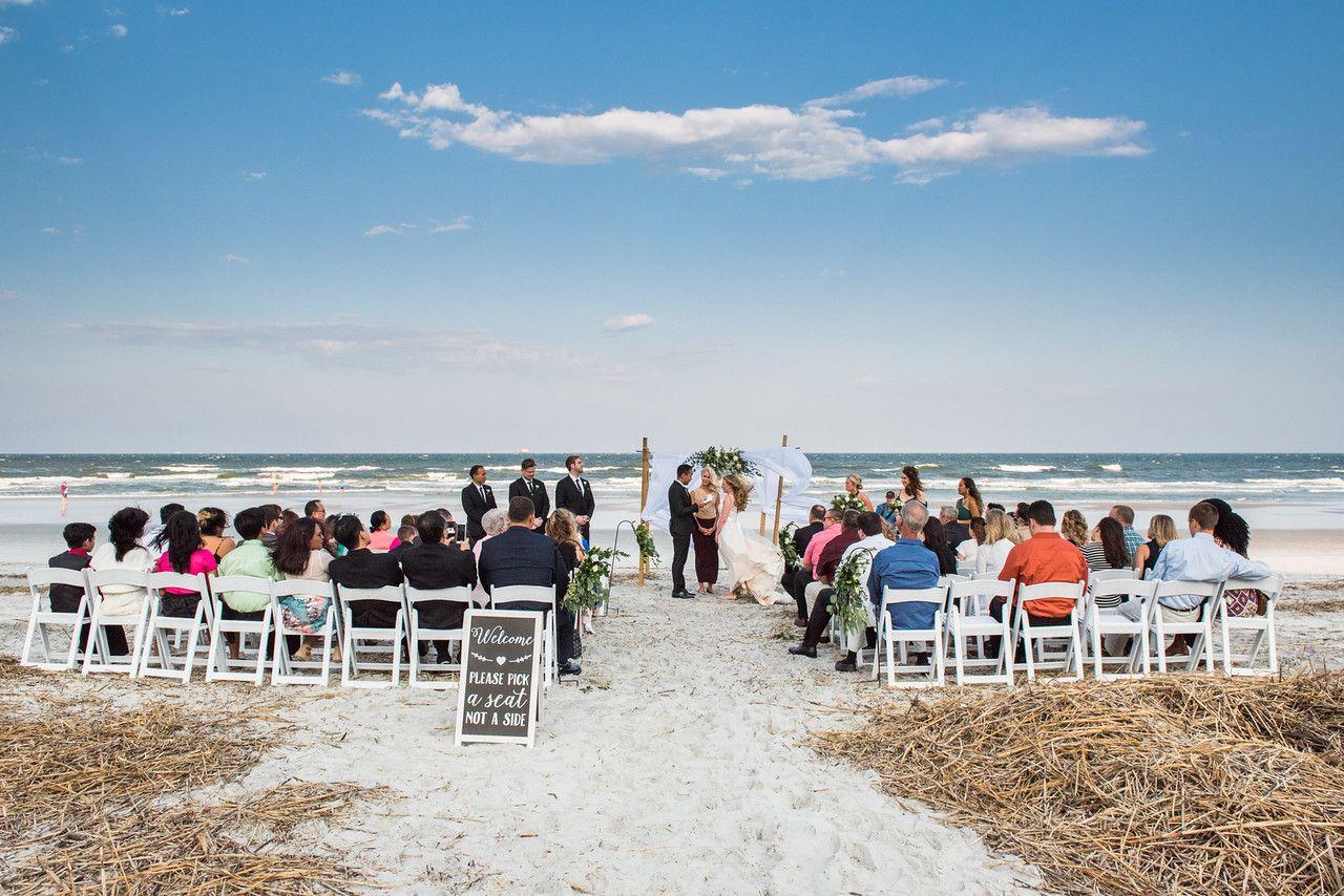 Jacksonville beach weddings  Jacksonville Beach Wedding gelitaphotography  Coastal