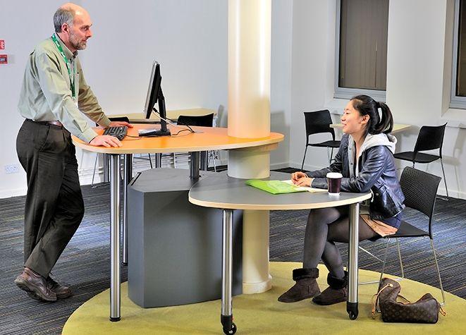 University Of Northampton Library Design Dream Furniture Design