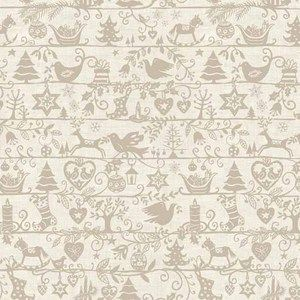 The Henley Studio - Scandi Christmas - Silhouttes in Stone