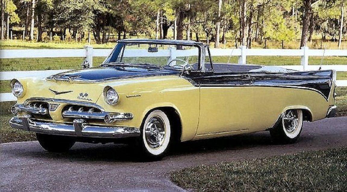 1956 Dodge Lancer Convertible Classic Cars Trucks Desoto Cars Dodge