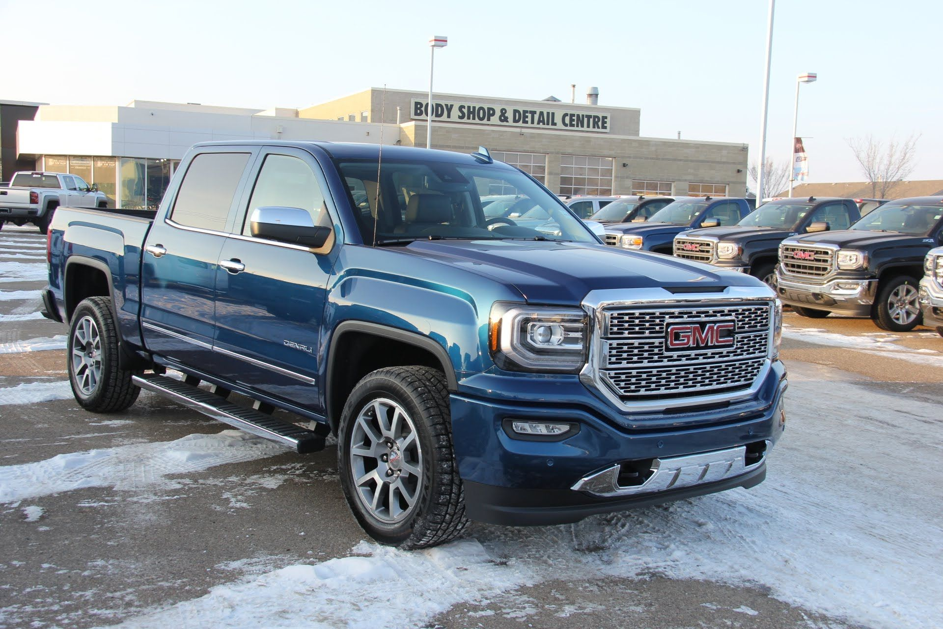 diesel first driving canyon gmc pickup duramax the drive
