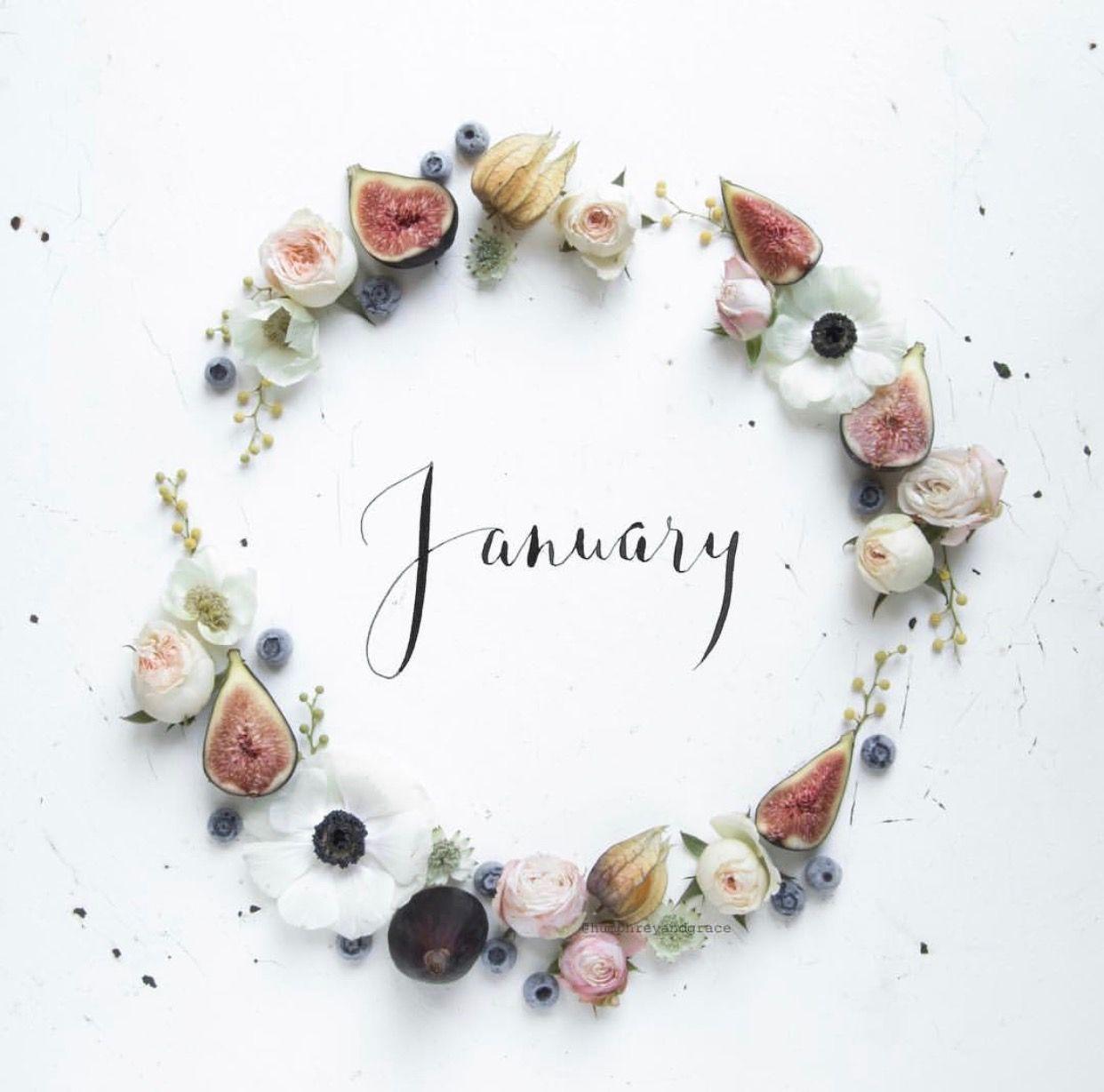 January Hello january, January wallpaper, January month