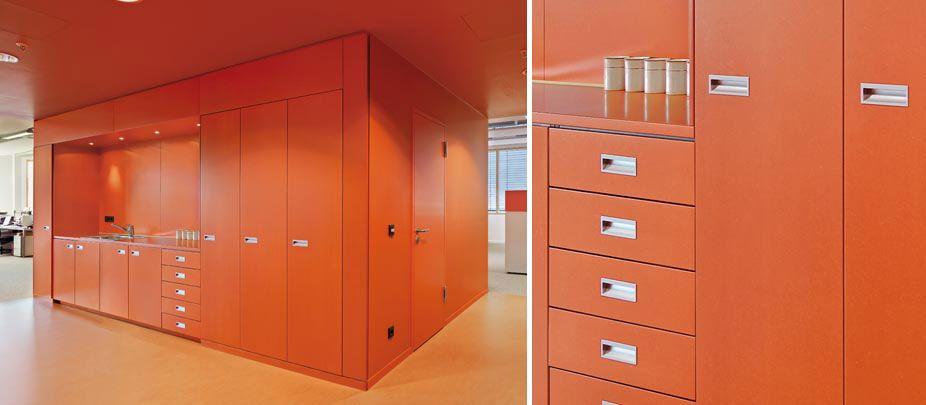 innenausbau mit durchgef rbten mdf platten werkstoffe f r den innenausbau pinterest. Black Bedroom Furniture Sets. Home Design Ideas