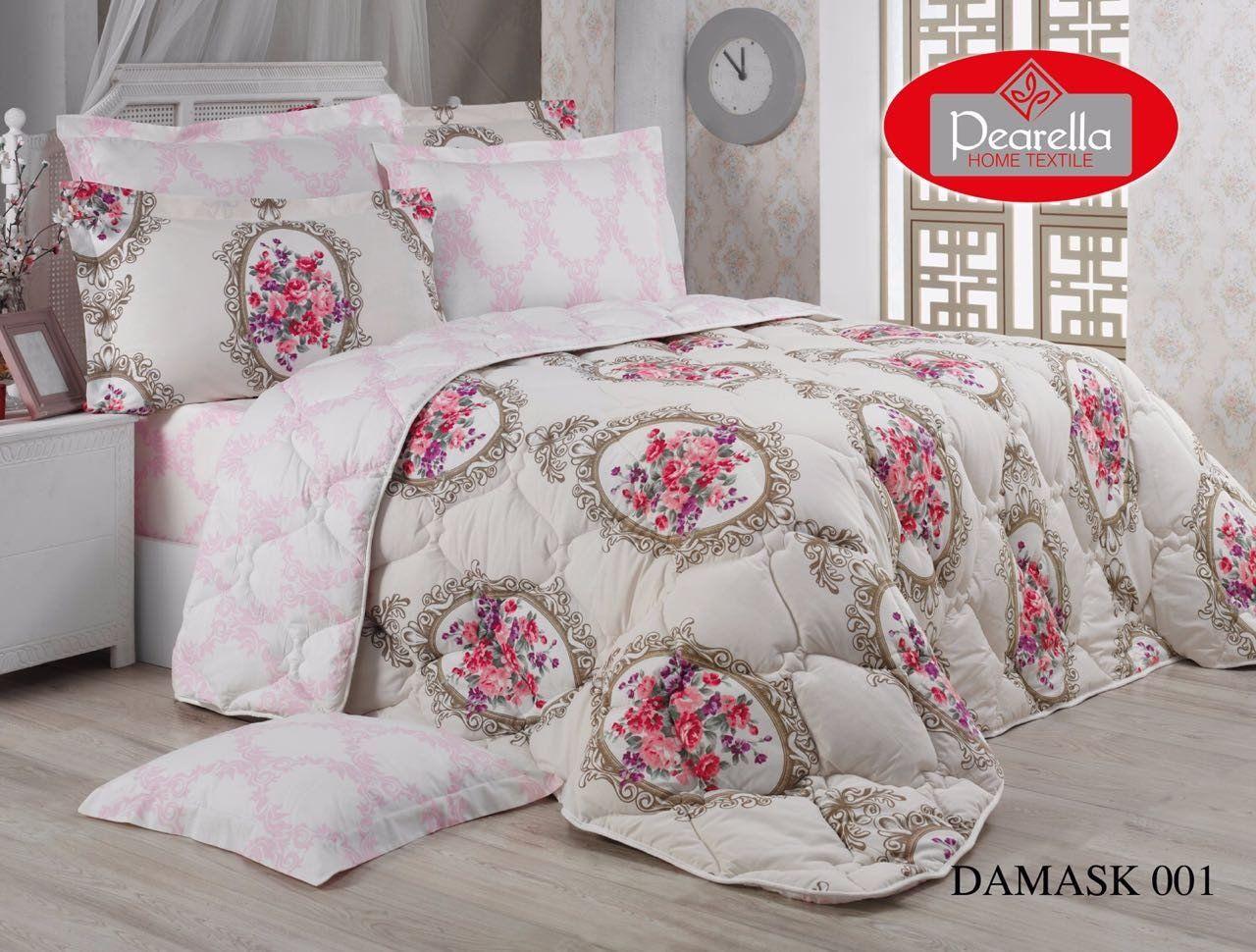 مفرش داماسك Summer Bedding Bed Home Textile