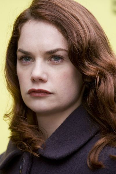 Alice Morgan (Ruth Wilson) Luther