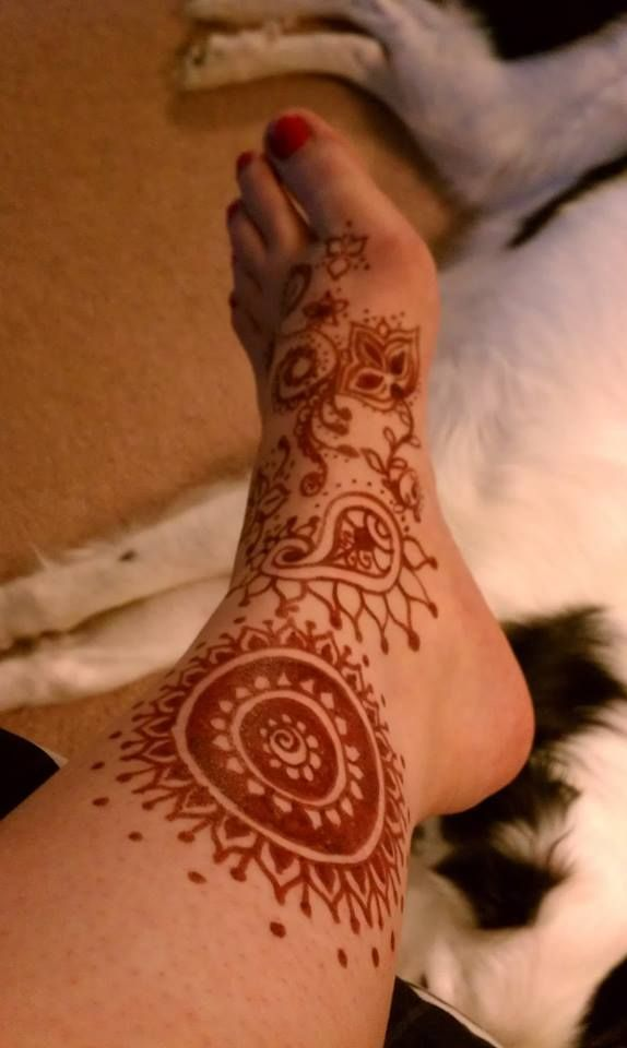 Magical Mehndi by Crystal