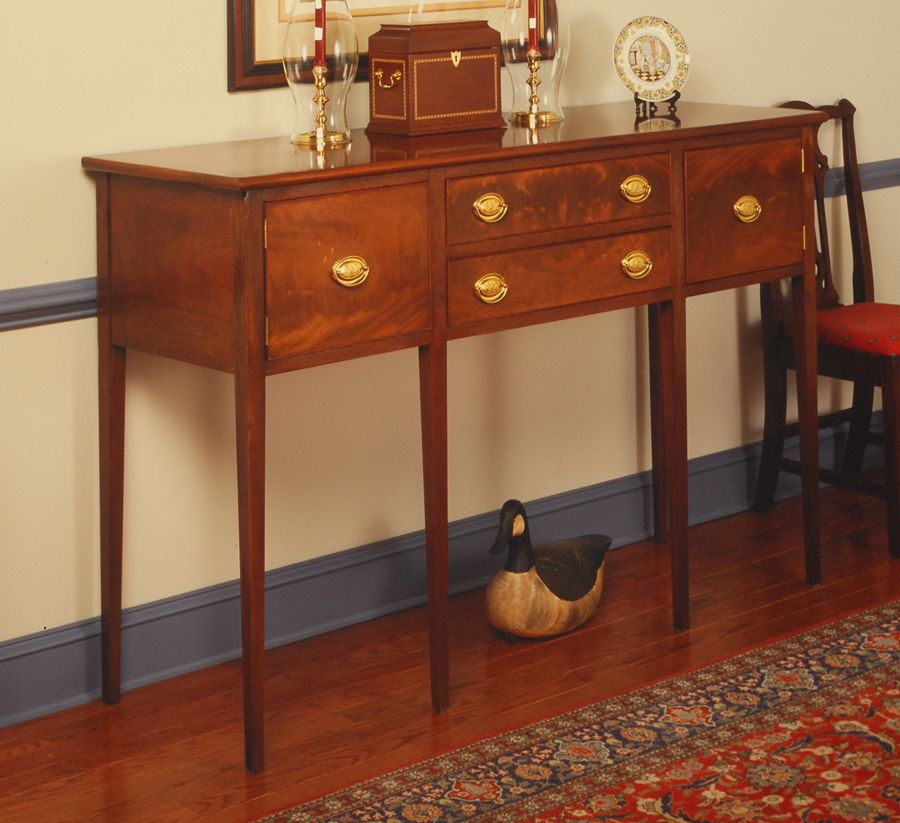 Bartley Classic Reproductions Furniture Furniture Styles American Neoclassism Federal Style