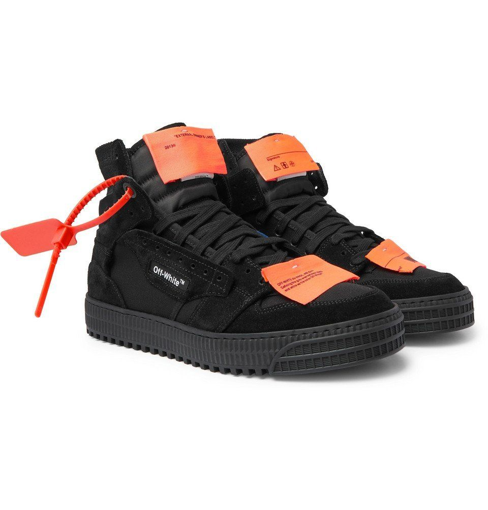 off white off court