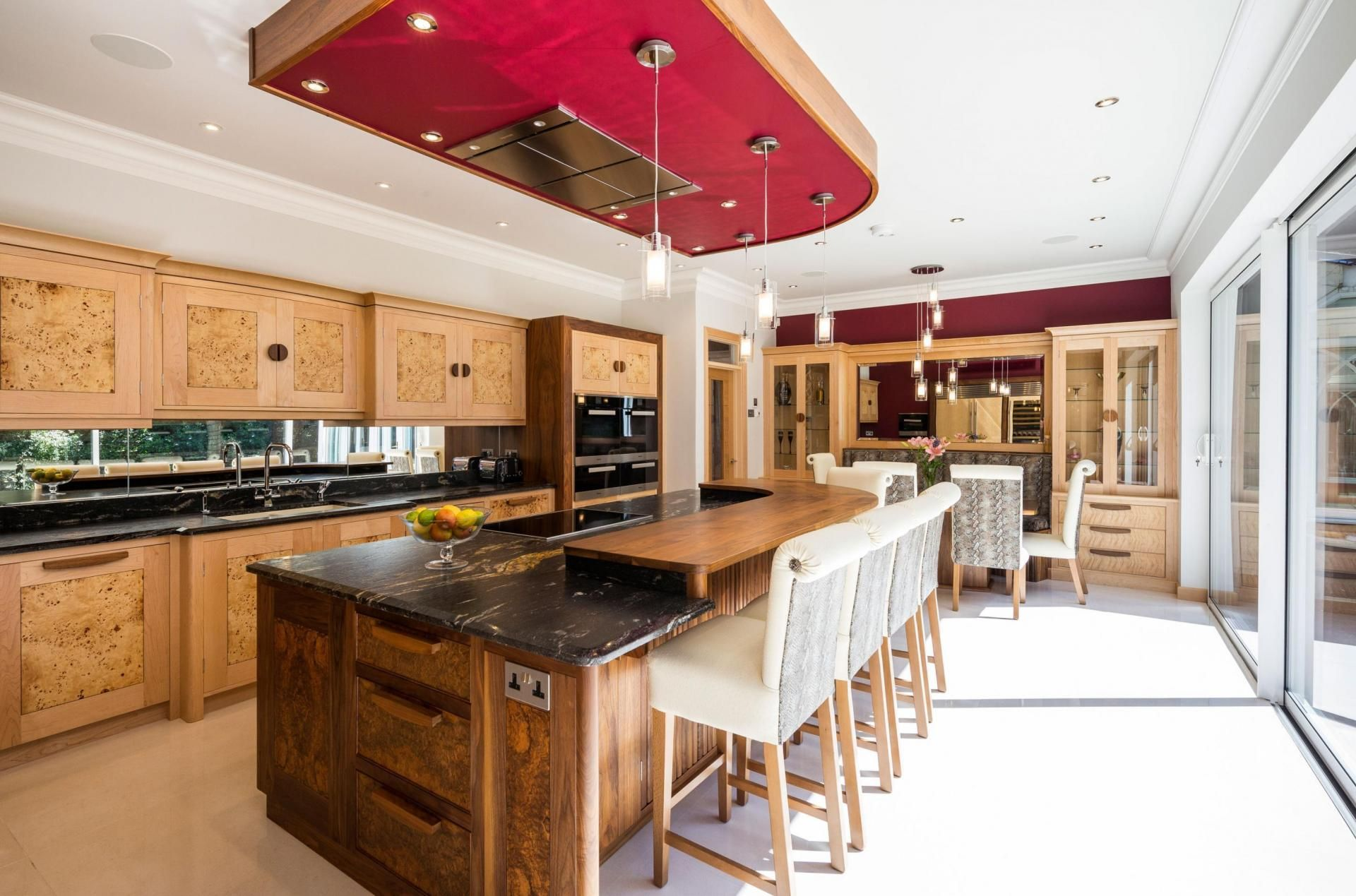 Luxury Kitchens Made With Passionmy Fathers Heart  Our Captivating Kitchen Design Sheffield Inspiration